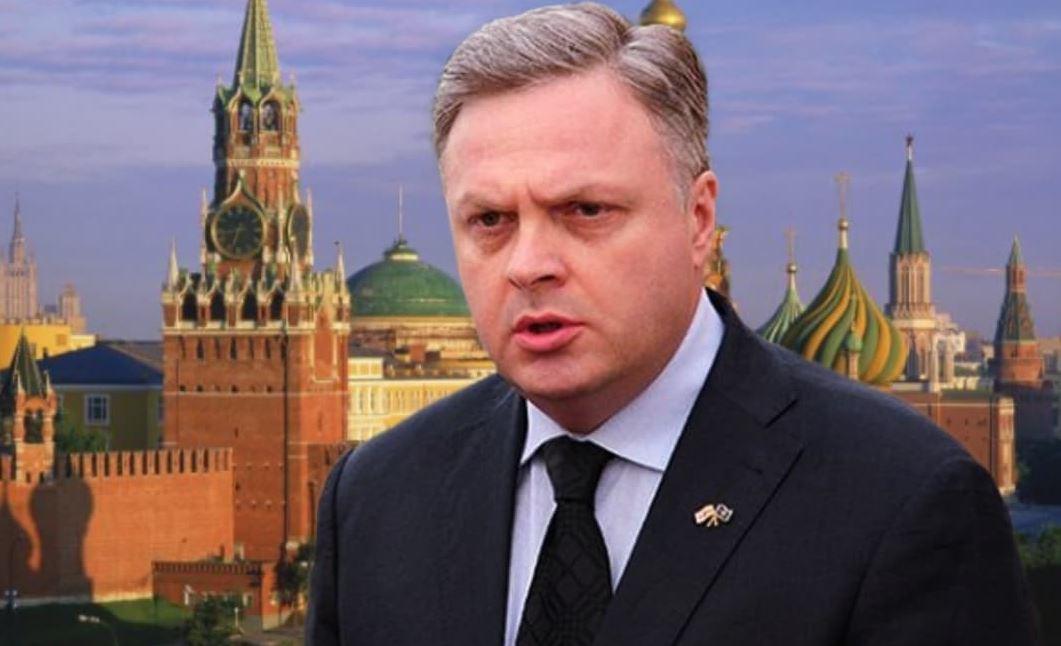 """ბარამიძე """"ნაცების"""" რუსეთის აგენტობას აღიარებს"""