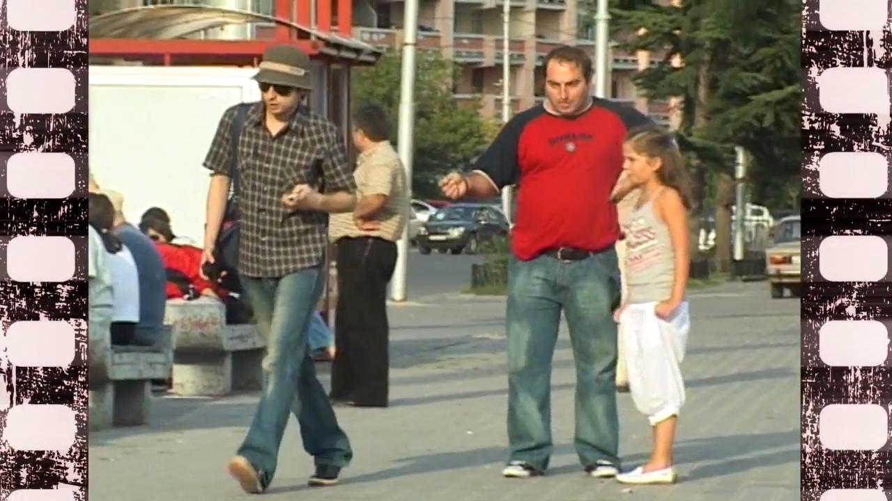 შარიანი ბავშვი – ფარული კამერა ქუჩაში